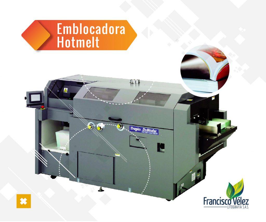 emblocadora-hotmelt-litografia-medellin